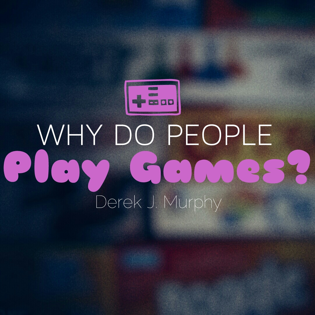 why do people play computer games More than 72 percent of households play video games, the average age of a video game player is 35 and 40 percent of players are women, according to the entertainment software association these numbers represent the incredible penetration of the medium that reaches across the population.